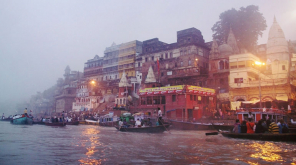 A Picture of Varanasi Site, Uttar Pradesh