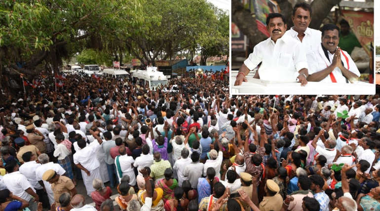 Edappadi Palanisamy Reply to DMK Treasurer Duraimurugan