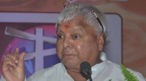 RJP President Lalu Prasad Yadav. Conflicts Between Lalu and Paswan.